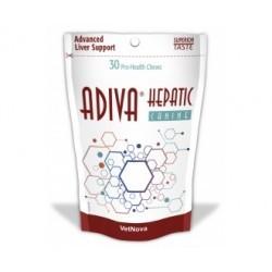 ADIVA HEPATIC CANINE 30 CHEWS