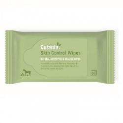 CUTANIA SKIN CONTROL WIPES 24 T