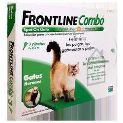 FRONTLINE COMBO GATO PIPETAS