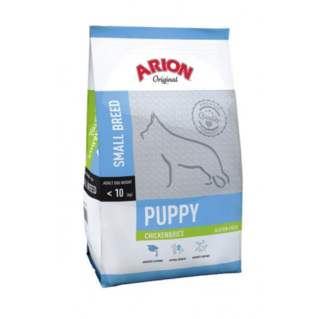 ARION ORIGINAL PUPPY SMALL BREED CHICKEN & RICE