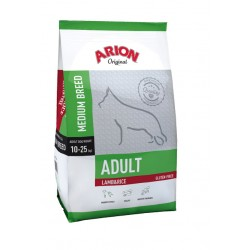 ARION ORGINAL ADULT MEDIUM BREED LAMB & RICE 20 KG