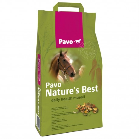 PAVO NATURE´S BEST ENV 15KG