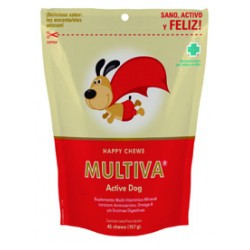 MULTIVA ACTIVE DOG 45 CHEWS