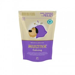 MULTIVA CALMING PERRO MEDIANO-GRANDE 21 CHEWS